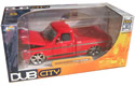1972 Chevy Cheyenne w/ Paradox Sugar City Wheels (DUB City) 1/24